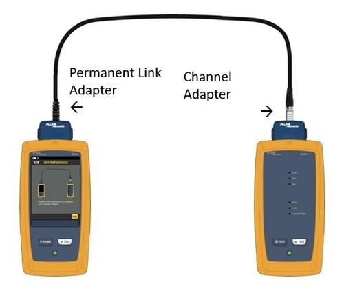 certificación de punto de red  dsx8000 fluke