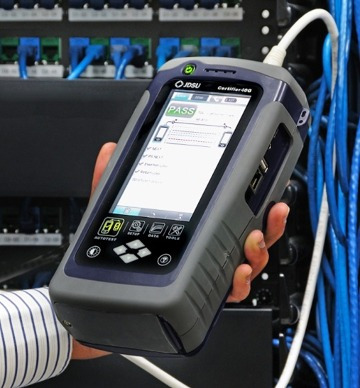 certificación de puntos de red y cableado estructurado