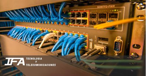 certificación de redes - ingeniero colegiado