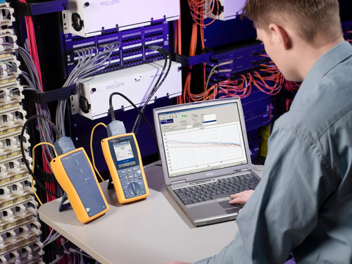 certificacion de redes utp y fibra optica