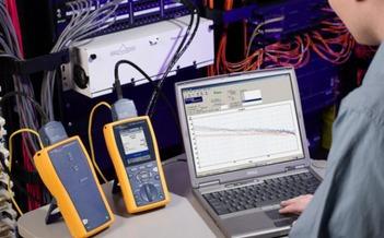 certificación fibra óptica | puntos de red | cámaras