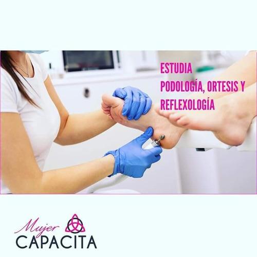certificación laboral de podología