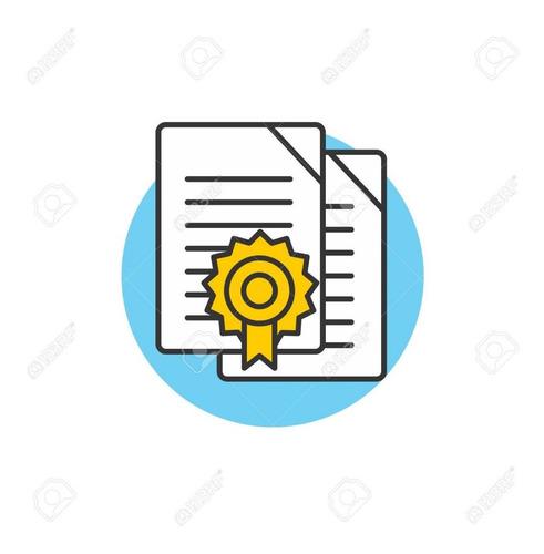 certificado de ingresos en 24 hs