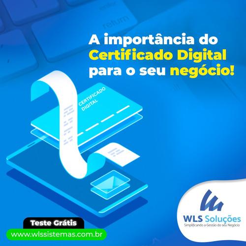 certificado digital a1 (1 ano de validade)