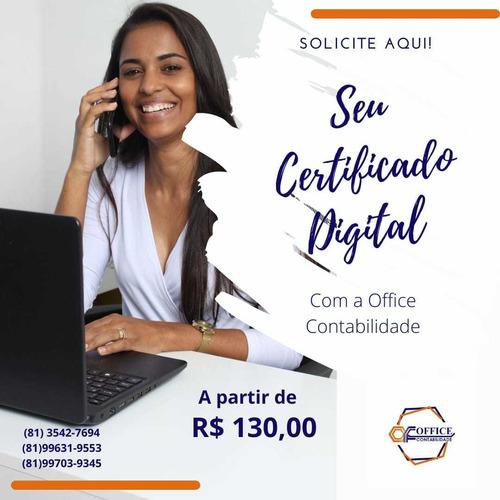 certificado digital a1 e- cnpj