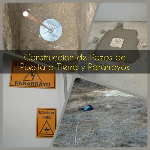 certificado pozo a tierra, medición, protocolo, telurometro