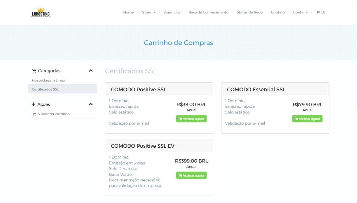 Lujo Certificado SSL Comodín Comodo Adorno - Cómo conseguir mi ...