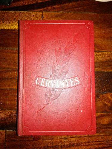 cervantes (obras inmortales)