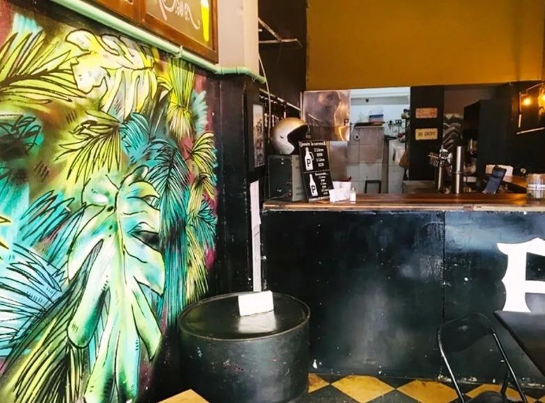 cerveceria bar restaurant delivery cerveza villa crespo