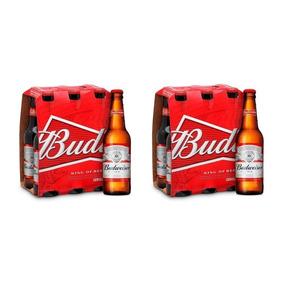 451f63601f3a9 Cerveja Budweiser Long Neck 343 Ml - Cerveja no Mercado Livre Brasil