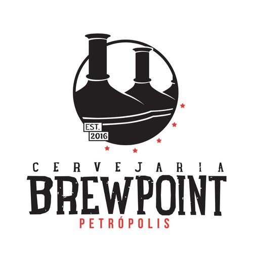 cerveja artesanal brewpoint german pilsen 500ml - kit 6 gar