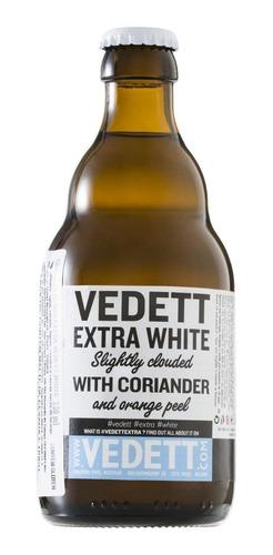 cerveja belga vedett white garrafa 330ml