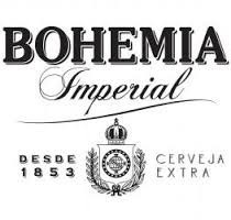 cerveja bohemia imperial - 550 ml  cheia, data vencida