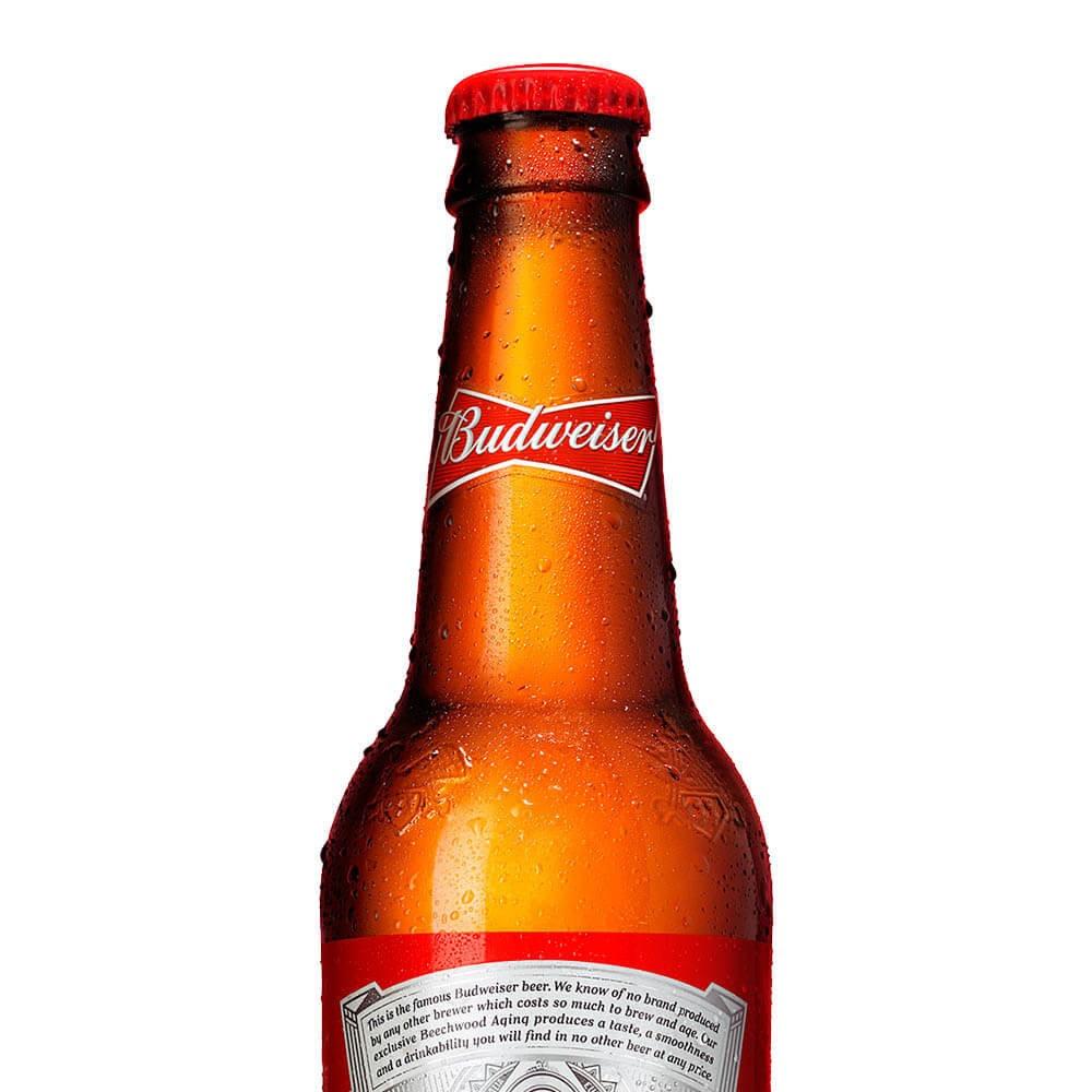 Cerveja Budweiser 343ml - Pack Com 6 Unidades - R  19,14 em Mercado ... 030100df20