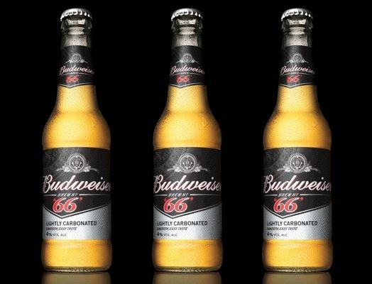ac73e209a1be6 Cerveja Budweiser 66 Long Neck 330ml - R  231