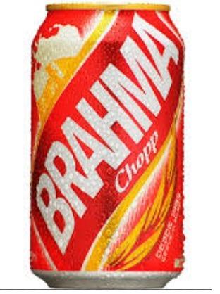 cerveja lata 350ml brahma