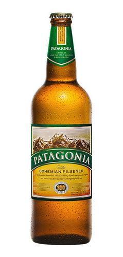cerveja patagonia bohemian pilsener 740ml