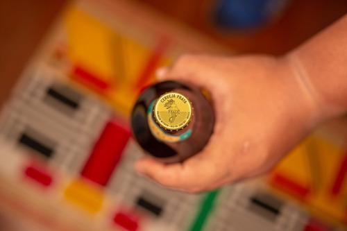 cerveja praya 355ml caixa (6 unidades)