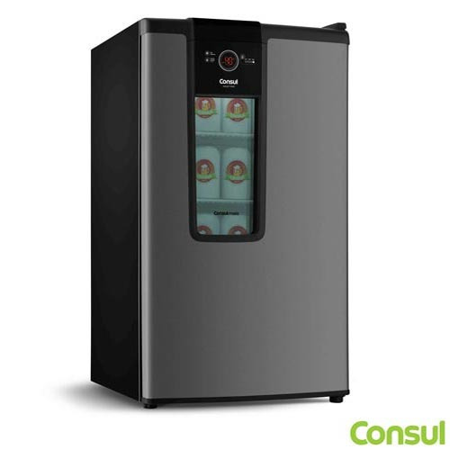 cervejeira vertical consul 82 litros frost free czd12at