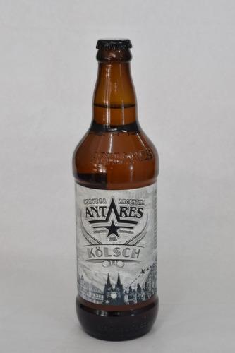 cerveza artesanal antares kolsch