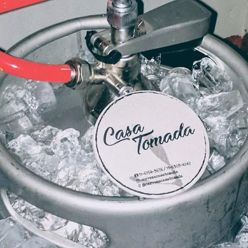 cerveza artesanal casa tomada alquiler de choperas fiestas