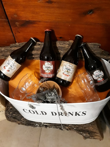 cerveza artesanal en botellas y barriles 5% recargo m pago