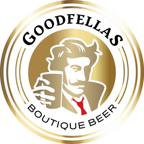 cerveza artesanal goodfellas american ipa botella 500ml