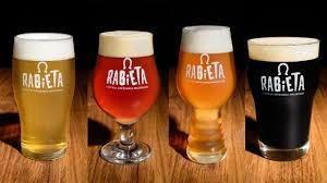 cerveza artesanal rabieta todos los sabores. delivery