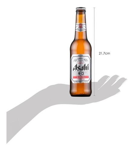 cerveza asahi super dry 355ml