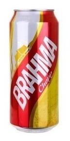 cerveza brahma lata 473 ml