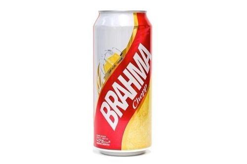 cerveza brahma lata 473 ml. consultar por envios!
