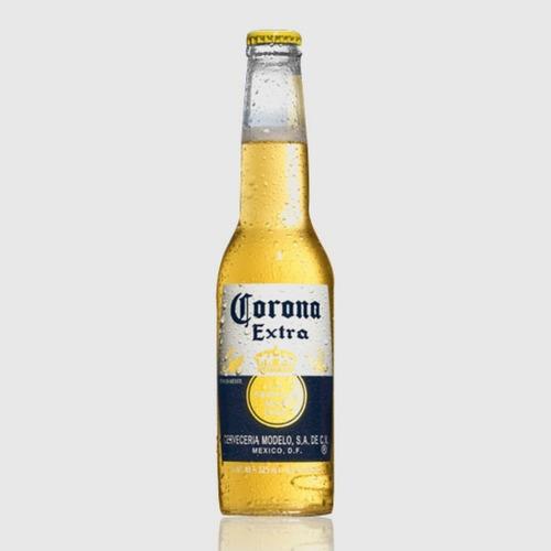 cerveza corona chica porron 330ml x6u. - berlin bebidas