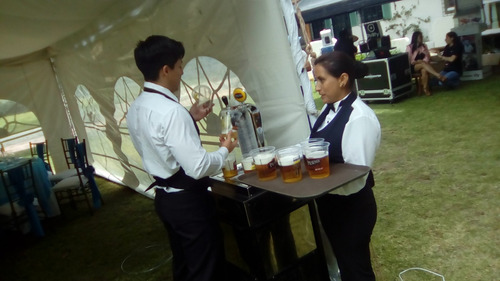 cerveza de barril 50 litros pilsener $150