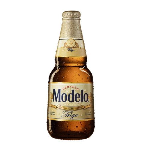 cerveza edición limitada modelo trigo, 12 botellas de 355ml