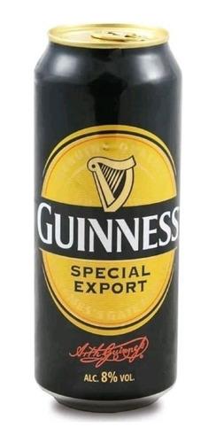 cerveza guinnes special export lata x 24