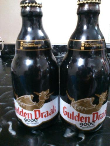 cerveza gulden draak 9000 importada bélgica ,caballito