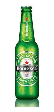 cerveza heineken long neck 330 ml