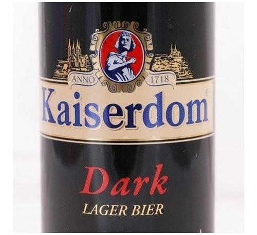 cerveza kaiserdom 1 litro-alemana