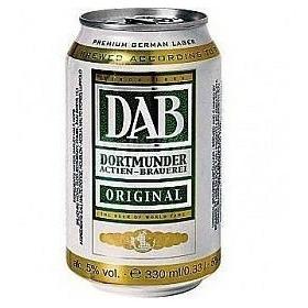 Cerveza Lata Con Alcohol Dab 330 Ml Lata