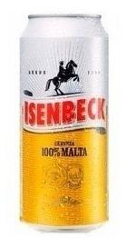 cerveza lata isenbeck 473ml- bayres bebidas