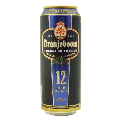 cerveza oranjeboom 12%  importada holanda