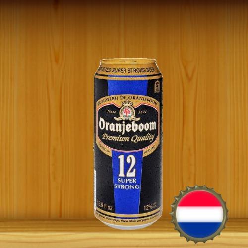 cerveza oranjeboom 12 super strong holandesa