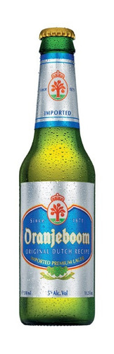 cerveza oranjeboom premium lager x 2 unidades