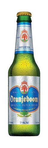 cerveza oranjeboom premium lager x 4 unidades
