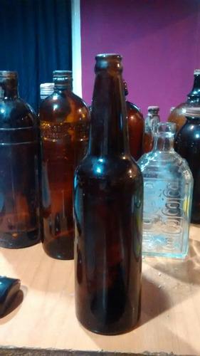 cerveza pasteurizada.un litro briones y cia.el abuelo saenz