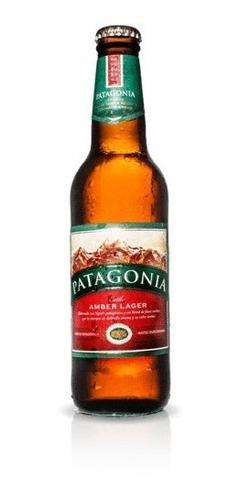 cerveza patagonia porrón amber 355 ml