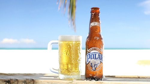 cerveza polar pilsen 222ml caja 18 unid  lf