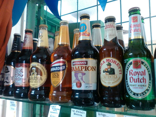 cerveza royal duch importada holanda ,ret x canch de ferro