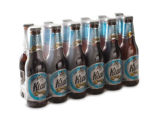 cerveza tovar klar (caja de 12 botellas de 250ml)