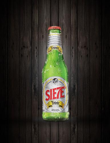 cerveza tovar siete (caja de 12 botellas de 250ml)